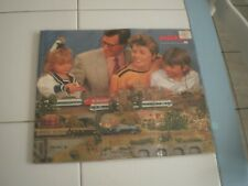 ancien catalogue Marklin 1989/90