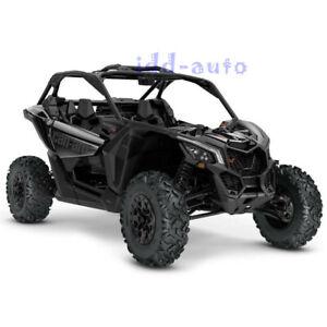 NEW RAY CAN AM MAVERICK X3 ATV 1/18 BLACK 58193 B