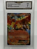 2012 Pokemon Ho-oh EX 22/124 Holo Ultra Rare Dragons Exalted NM 7