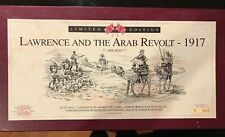 Britains 5298 Lawrence And Arab Revolt 1917 Toy Soldier Figure Set Limited EUC