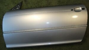 BMW E46 Convertible Coupe Passenger NS Door Titan Silver COLLECT FROM SHEFFIELD