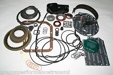 CD4E 01-up Transmission Transaxle Master Rebuild Kit Overhaul Mercury Mazda Ford