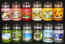 Yankee Candle - (1) 22 oz Jar - SPRING & SUMMER - PART 2- RARE & RETIRED!!