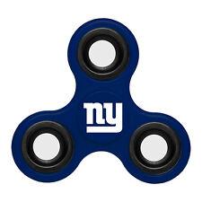 NFL NY Giants Three Way Fidget Hand Spinner- In Stock