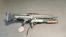 "1:6 Ultimate Soldier M60 Machine Gun w/ Shotgun 12"" GI Joe Cy Girl Dragon BBI"