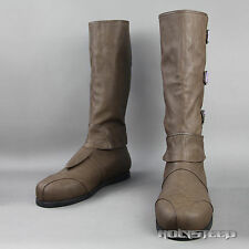 Assassins Creed Altair  style Cosplay Shoes Boots