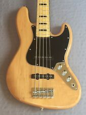 Squier Vintage Modified Jazz  Bass V 5 String In Naural