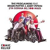 (I'm Gonna Be) 500 Miles [DVD] [DVD AUDIO], Andy Pipkin, Brian Potter, The P, Ve
