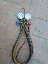 Hvac Refrigerant Manifold Gauges Used