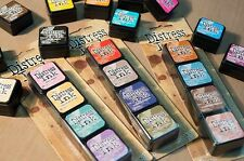 Tim Holtz MINI DISTRESS INK PAD Complete lot set  52 pads NEW ALL 13 sets