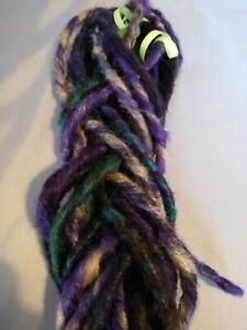 Purple Dreadlocks extensions, synthetic hair, party, cosplay