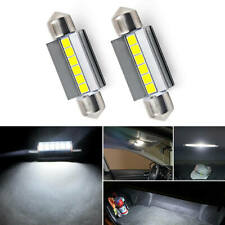 Lasfit White 36mm 6411 Led Interior Bulbs For Dome Map Trunk License Plate Light