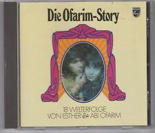 CD Esther & Abi Ofarim – Die Ofarim-Story Philips – 512 866-2  1992
