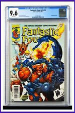 Fantastic Four #v3 #28 CGC Graded 9.6 Marvel April 2000 White Pages Comic Book