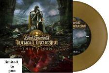 "BLIND GUARDIAN & TWILIGHT ORCHESTRA THIS STORM GOLD LTD. 7"" VINYL EP NEU CD LP"