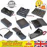 1 2 3 4 5 6 8 - AA, 16850, 9V PP3, Battery Holder Box PCB Enclosure Arduino PI