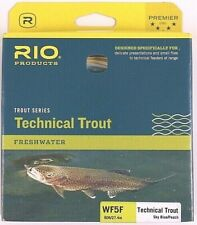Rio Technical Trout Fly Line WF5F