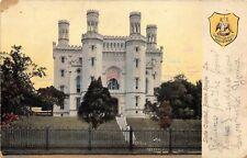 Baton Rouge Louisiana 1908 Postcard State Capitol State Seal