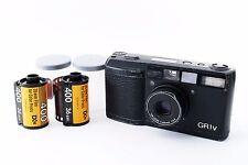 RICOH GR-1V GR1V Point & shoot 28mm Film Camera  Excellent From Tokyo Japan