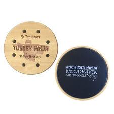 WoodHaven The Anodized Ninja Aluminum Slate Call WH086