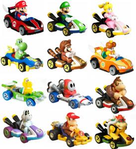 Pick and choose 🏆 Hot Wheels Mario Kart Die-Cast Cars
