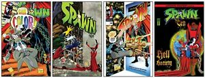 Spawn 10 remastered CEREBUS Todd McFarlane Dave Sim STANDARD Covers 650 copies