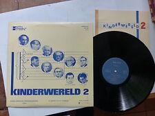 kinderwereld 2 Chorale d enfANTS JAN CUSTERS 6803 068 Avec livre partitions