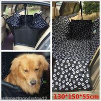 Car Van Back Seat Protector Cover Pet Dog Travel Safety Hammock Mat Cushion Hot!