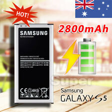 GENUINE OEM Samsung Galaxy S5 G900 i9600 Battery 12 Month Warranty 2800mAh NEW