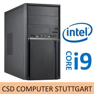 GIGABYTE AUFRÜST PC: INTEL CORE i9 9900 8x 5,0GHz EIGHTCORE B365M-DS3H 64GB RAM