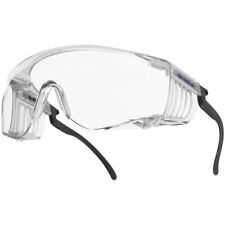 Bolle Safety Glasses Squale Ii Spectacles Tactical Clear Lens Eye Protection