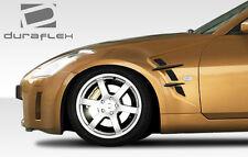 03-08 Fits Nissan 350Z Duraflex W-1 fenders 2pc 108264