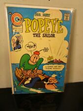 Popeye (Dell/Gold Key/King/Charlton) #127 1975 Bagged Boarded~