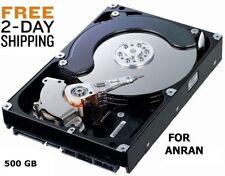 NEW Hard Drive 500GB SATA 3.5  FOR ANRAN DVR FREE SHIPPING