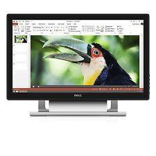 """Dell S2240T LED-Multi-Touch-Monitor 54.6 cm (21.5"""") HDMI DVI VGA USB 8ms"""
