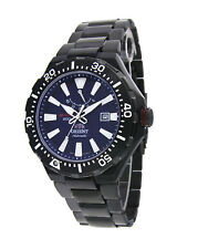 Orient SEL07001D M-Force Delta Automatic Blue Stainless Steel 200m Diver Watch