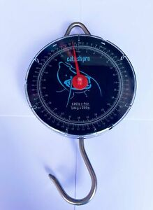 Catfish Pro 120lb Dial Scales