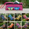 Women Clutches Wristlet Ethnic Boho Embroidered Wallet Bag Handmade Retro Purse