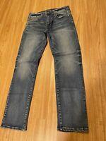 Men's American Eagle Next Level Flex Original Straight Jeans Size 33x33