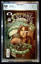 Hedge Knight #1 CBCS 9.6 Miller Crowell Martin Avery