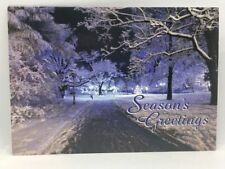 Home For The Holidays 14 Season Greetings Glitter Christmas Cards And Envelops