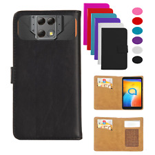 Cell Phone Cover For Blackview BV9800 Pro Protective Flip Case Wallet XL - Km