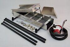 Combination Prospecting Kit,Sluice Box,River,Highbanker Easy Find GOLD 500C5BK