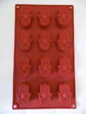 Hamsa Silicone Mold, Hamsa Soap Mold , Candle  Mold , Hamsa chocolate molds