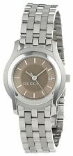 & Authentic Women's Watch - Sale Gucci Ya055524 G-Class Brown Dial New