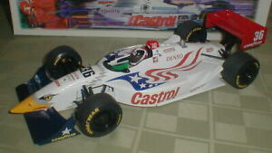 ALEX BARRON 1999 1/18TH SCALE MINICHAMPS INDYCAR