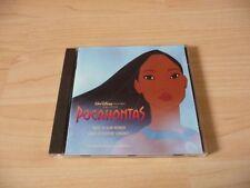 CD Soundtrack Pocahontas - 1995 - 28 Songs - Vanessa Williams