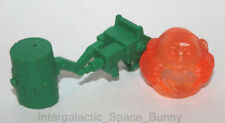 1986 Kenner Ghostbusters Fright Features Winstom Zeddmore Weapon Set
