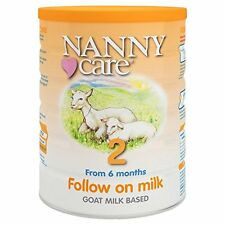 Nanny Care Stage Two Follow on Milk 900 g (Pack of 6)
