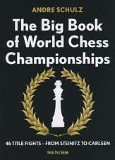 The Big Book of World Chess Championships (Chess Book)